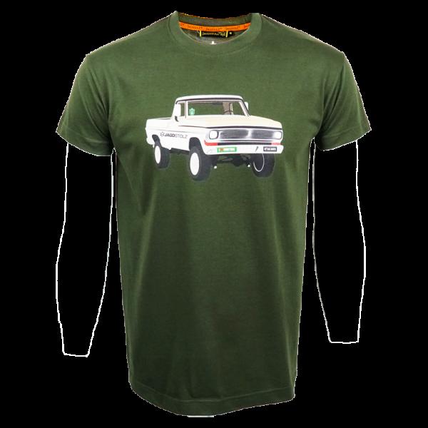 """Jagdstolz T-Shirt """"Pick-up"""""""