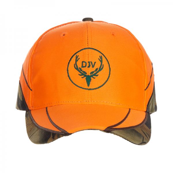 DJV-Signalkappe orange/camo