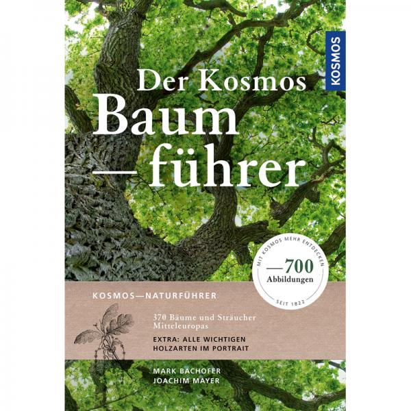 """Buch """"Der Kosmos-Baumführer"""""""