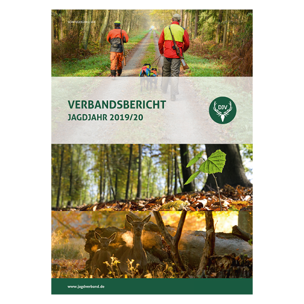 DJV Verbandsbericht 2019/2020