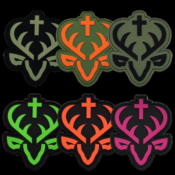 """Jagdstolz Patch """"Logo"""""""