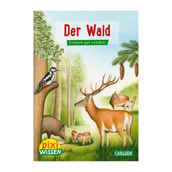 """Kinderbuch """"Pixi Wissen 36: Der Wald"""""""