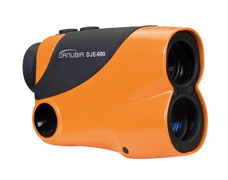 Laser Entfernungsmesser Für Draußen : Danubia jagd entfernungsmesser dje orange djv shop