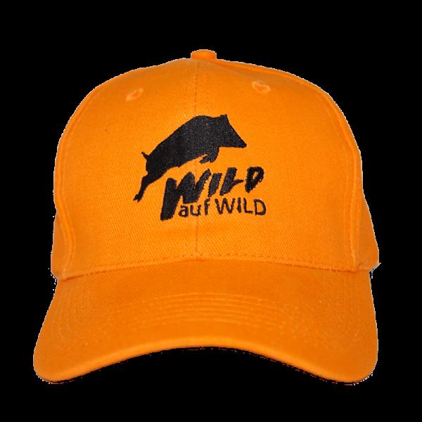"""Baseballkappe """"Wild auf Wild"""" verschiedene Farben"""