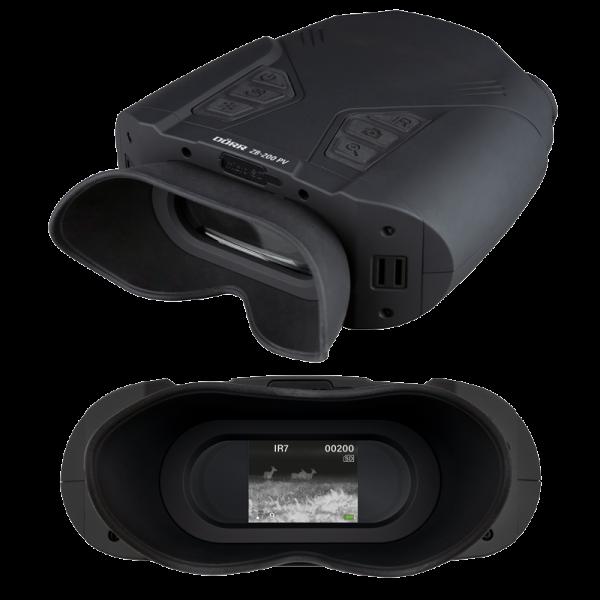 DÖRR Digitales Nachtsichtgerät ZB-200 PV