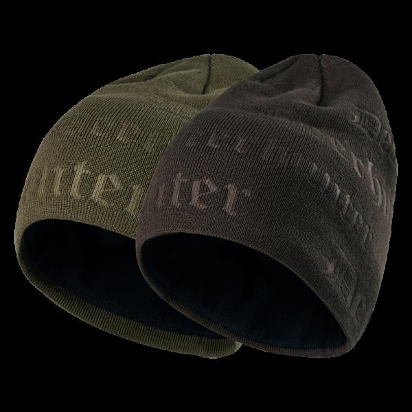 "Deerhunter Strick-Mütze ""Logo"""