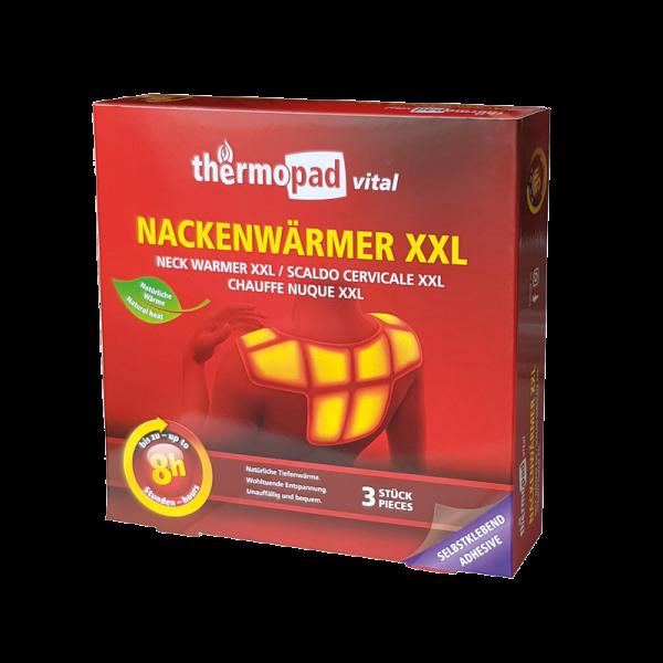 DJV-Shop Thermopad Nackenwärmer XXL 3er-Box