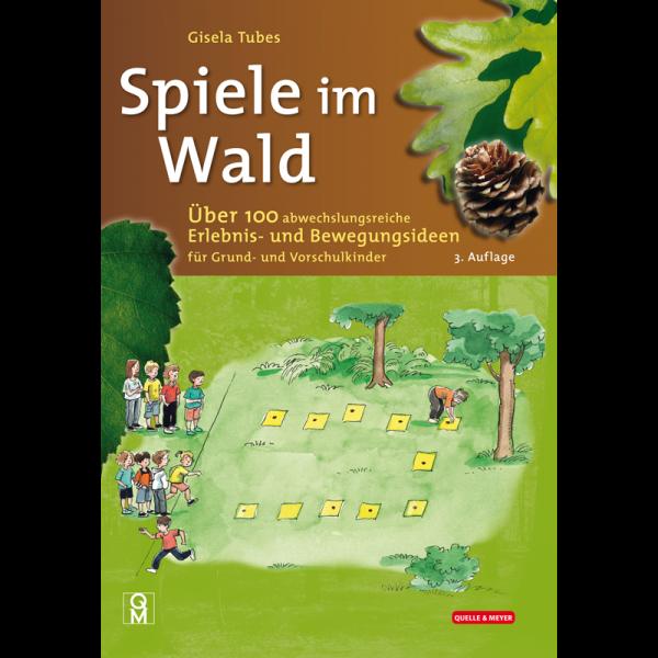 """Buch """"Spiele im Wald"""""""