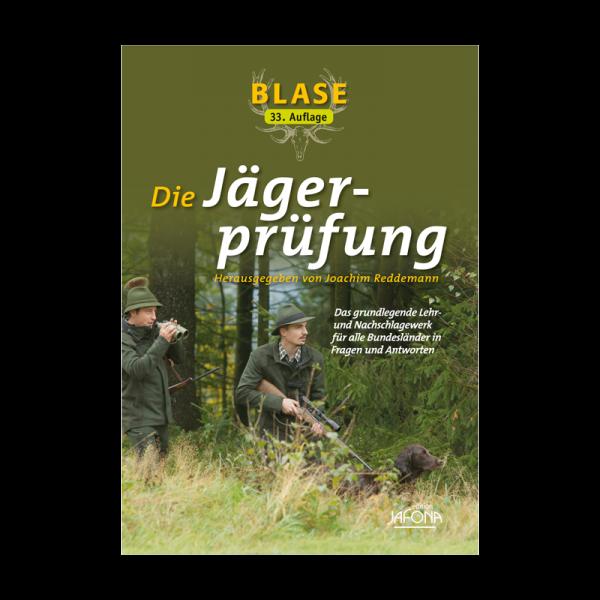 """Buch """"BLASE – Die Jägerprüfung"""""""