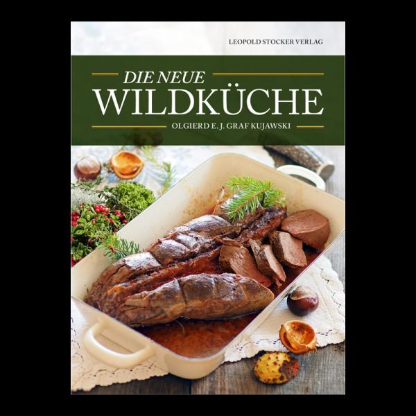 """Kochbuch """"Die neue Wildküche"""""""