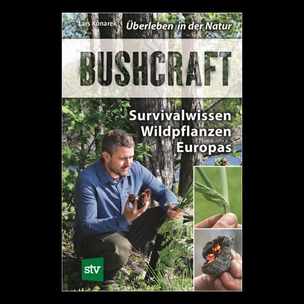 """Buch """"Bushcraft - Survivalwissen Wildpflanzen Europas"""""""