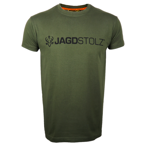 "Jagdstolz T-Shirt ""Logo Schwarz 21"""