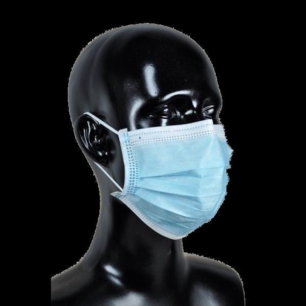 Einmal-Mund-Nasenschutz (mediz. Maske)