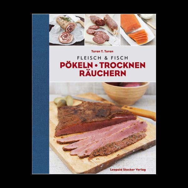 """Kochbuch """"Fleisch & Fisch – Pökeln, Trocknen, Räuchern"""""""