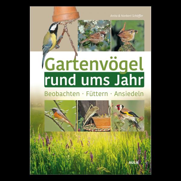 """Buch """"Gartenvögel rund ums Jahr"""""""