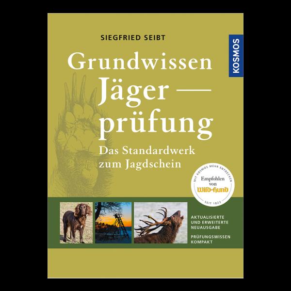 """Buch """"Seibt - Grundwissen Jägerprüfung"""""""