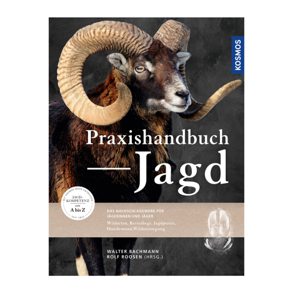 "Buch ""Praxishandbuch Jagd"""