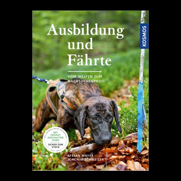 """Buch """"Ausbildung und Fährte"""""""