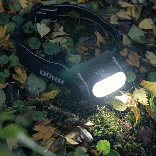 DÖRR LED Kopflampe KL-16 Sensor Light