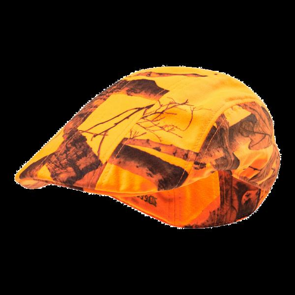 Deerhunter Flat Cap (Realtree-Orange)